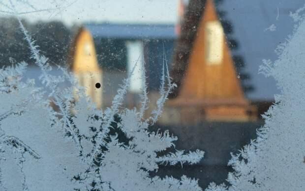 Водителей Подмосковья призвали минимизировать поездки на машине из-за морозов