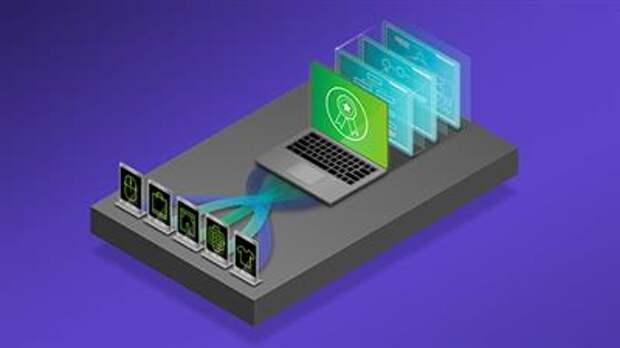 Выручка NVIDIA обновила рекорд во 2 финквартале
