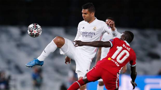 Дубль Винисиуса помог «Реалу» обыграть «Ливерпуль» в 1-м матче 1/4 финала Лиги чемпионов