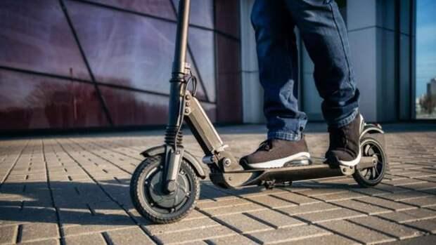 В Великобритании электросамокаты разрешат к использованию на дорогах общего пользования