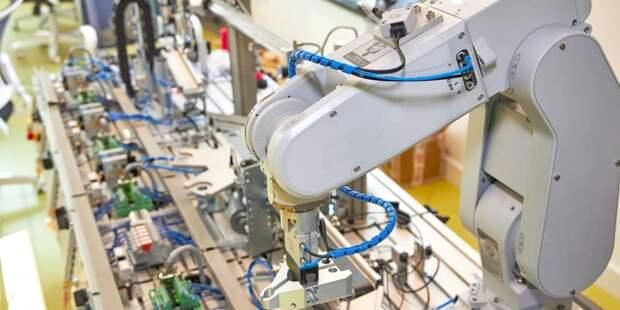 Сергунина: В Москве пройдут соревнования по робототехнике для школьников/Фото: М. Денисов mos.ru