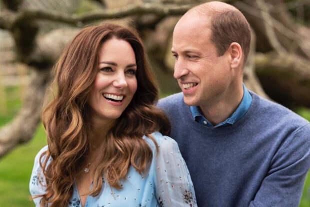 Принц Уильям и Кейт Миддлтон отметят десятилетие свадьбы