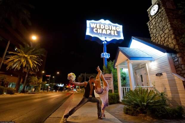 Dancers-Among-Us-in Las-Vegas-Joseph Rivera-and-Shelia-Burford