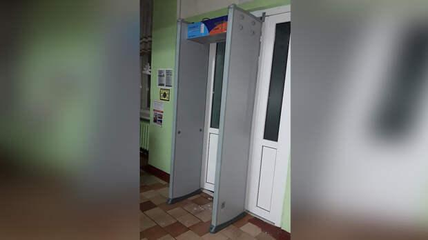 Высокое излучение металлодетекторов вростовских школах обнаружили активисты