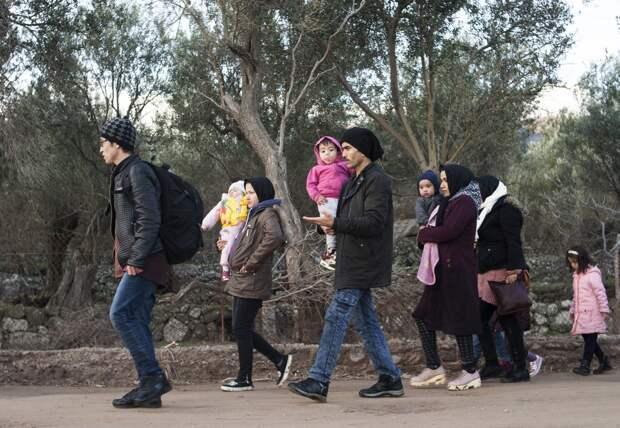 Миграционный вызов и пандемия: сценарии для Европы