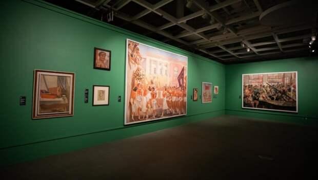 Петербуржцев порадует уникальная выставка Александра Дейнеки и Александра Самохвалова