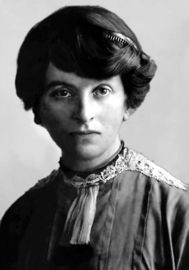 Инесса Арманд 1910-е годы