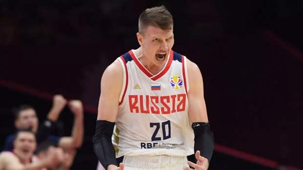 Баскетболист Воронцевич раскритиковал судей после стартового матча на ЧМ-2019