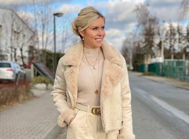 Стиль и благородство одежды в бежевых тонах: новые идеи осень-зима 2020-2021