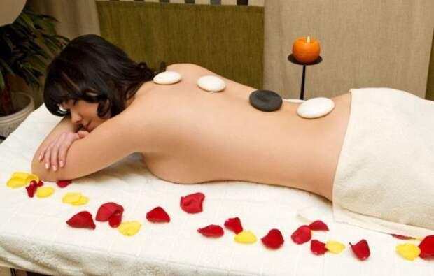 Польза камней для лечения спины
