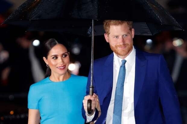 Сценарий фильма, который снимут Принц Гарри и Меган Маркл о трагедии принцессы Дианы, явно не понравится королевской семье