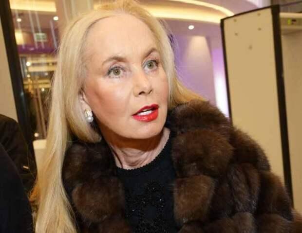 Нелли Кобзон отдадут многомиллионный долг дорогими иномарками