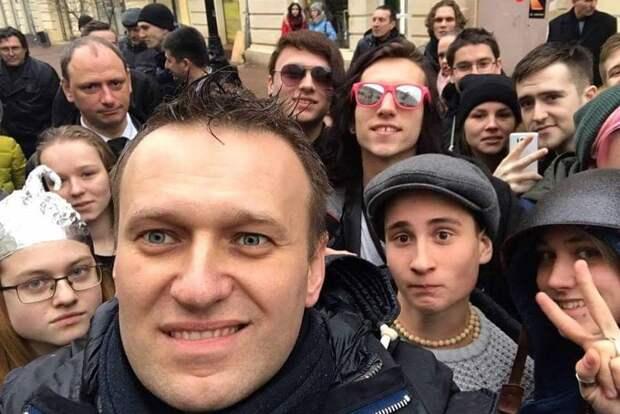 Александр Роджерс: Пара вилок в спину  навальнингу
