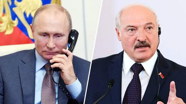 Лукашенко наконец вспомнил о Союзном государстве
