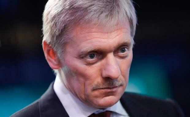 Песков: Путин примет советника президента США