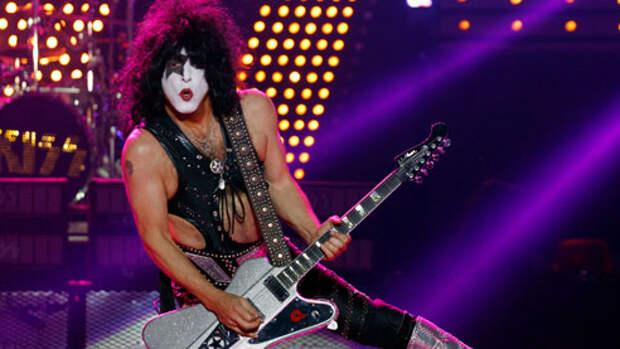 Соул в душе рок-звезды. Над чем работает фронтмен Kiss Пол Стэнли