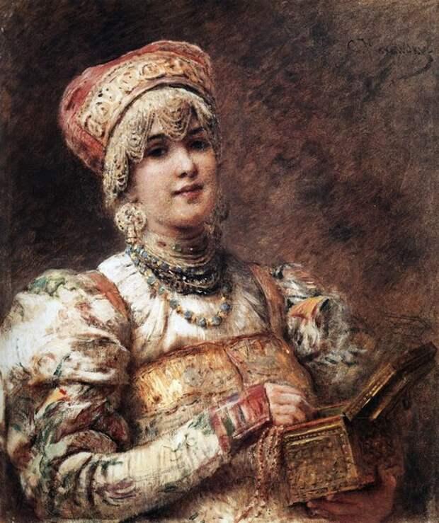 Боярышня, 1900-е