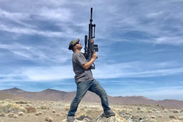 Насколько высоко взлетают пули, если выстрелить в воздух