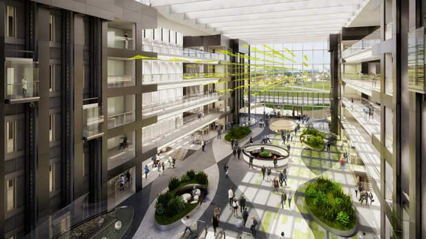 Власти Москвы разрешили строить «Бизнес Сити» в новой Москве