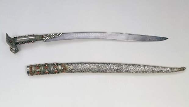 Ятаган: что представляет собой легендарное оружие янычар, правда и вымысел
