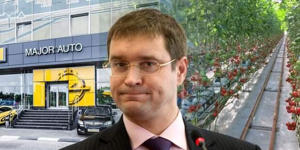Бизнес-«гонки» Абросимова и Бахтиарова