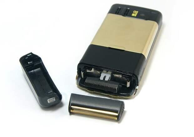Телефон-бритва