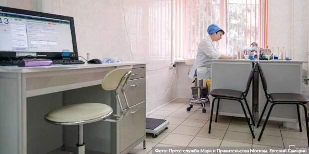 Собянин отметил готовность Москвы к проведению испытаний вакцины от COVID. Пресс-служба мэра и правительства Москвы. Фото Евгений Самарин