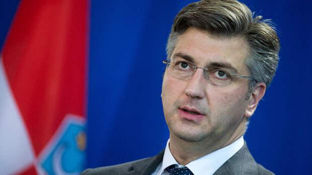 СМИ: Премьер Хорватии получил письмо с подозрительным порошком