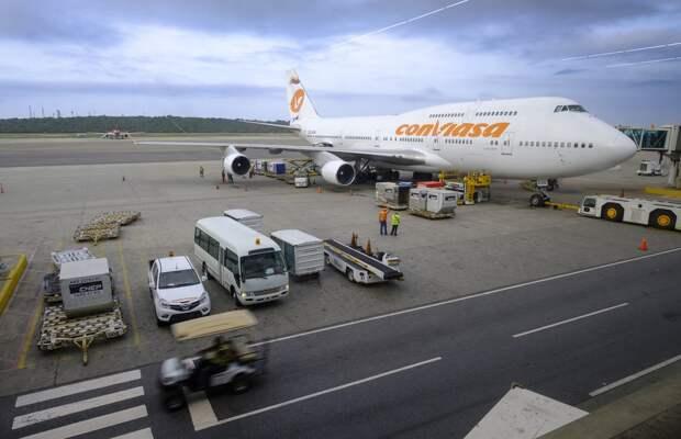 Возобновилось авиасообщение между Россией и Венесуэлой