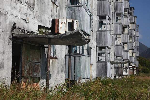 10 самых жутких заброшенных мест вРоссии
