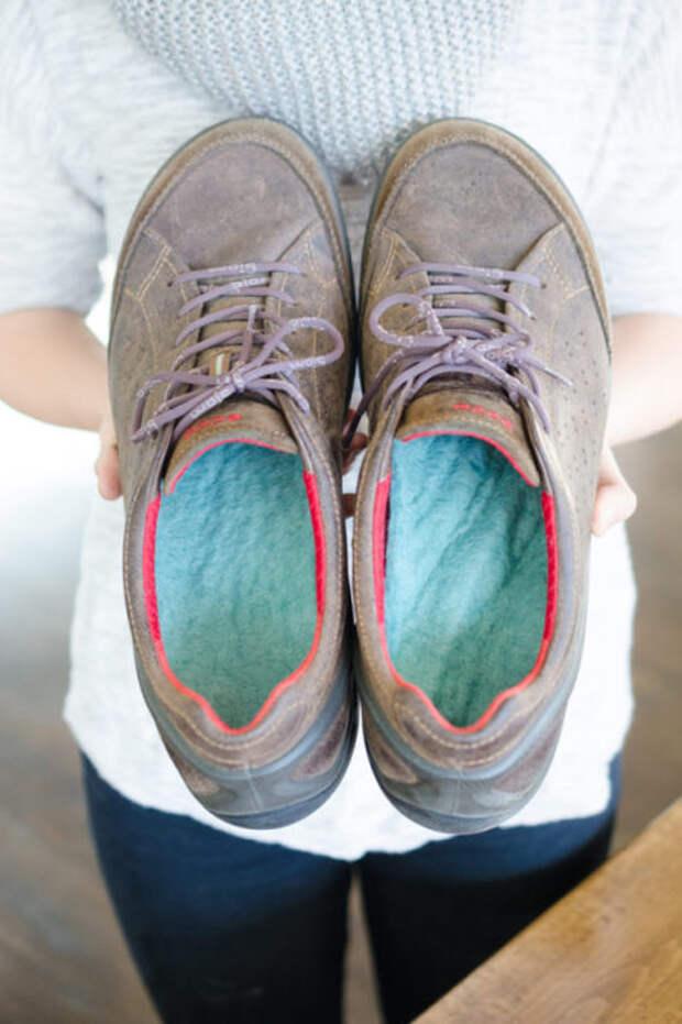15 обувных лайфхаков
