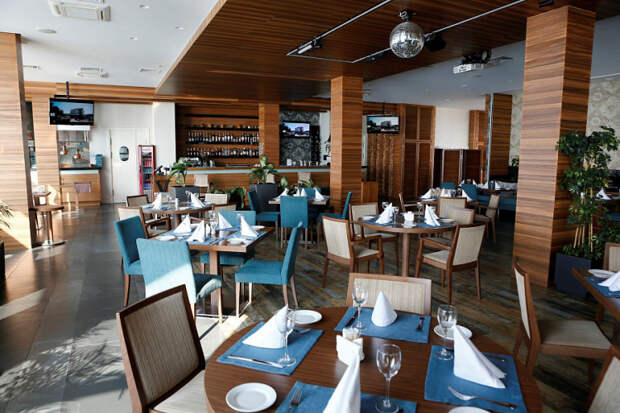 На Кубани после карантина открылись порядка 7 тысяч кафе и ресторанов