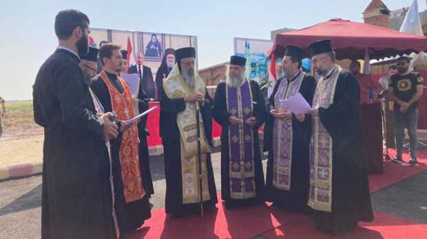 Святыни сирийской Скальбии сохранились во время войны благодаря подвигу священников