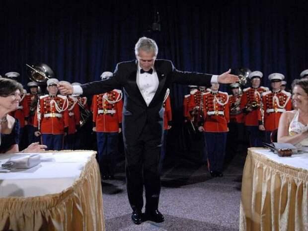 За что все любили Джорджа Буша младшего (34 фото)