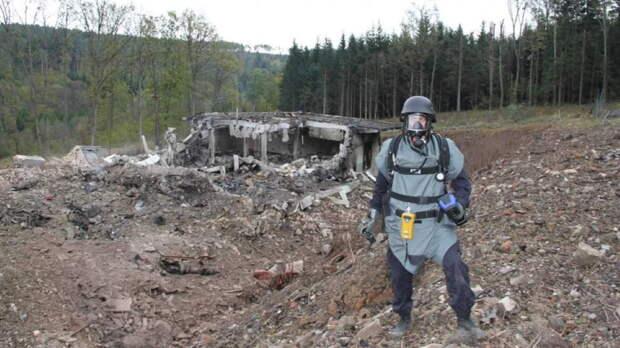 Bloomberg: причастные к взрывам в Чехии связаны с делом Скрипалей
