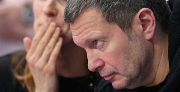 Соловьев рассказал об итогах дуэли с журналистом, который пообещал дать ему «леща».