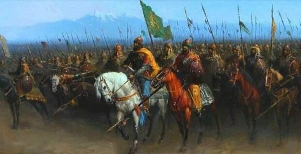 Почему Тамерлан, дойдя до границ Руси, повернул назад