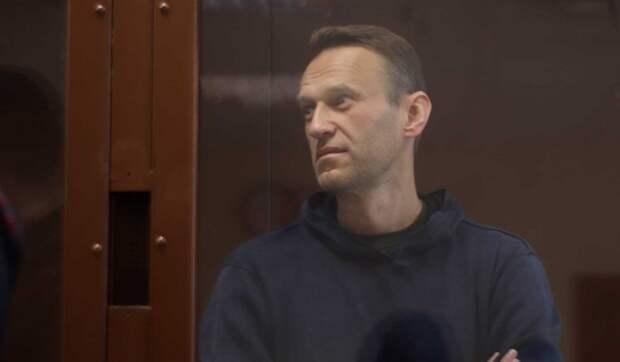 Гражданские врачи посетили находящегося в колонии Навального