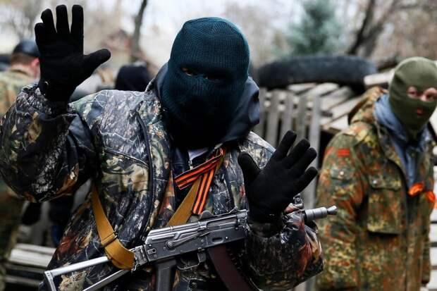 Вот и всё. Украина идёт в НАТО.