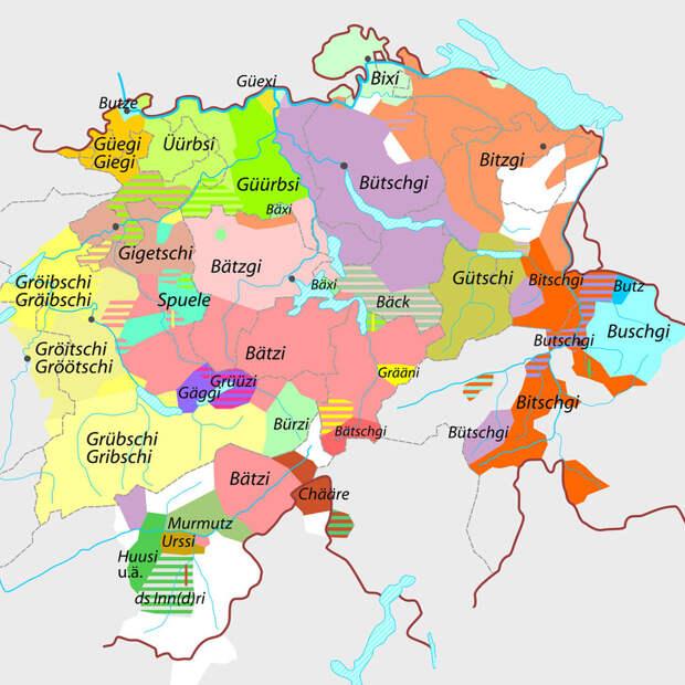 18 нетривиальных фактов о Швейцарии
