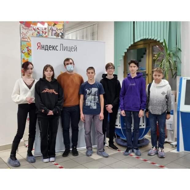 В школе «Марьина роща» открыли бесплатный проект для обучения программированию