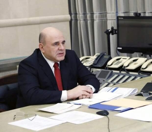 Мишустин предложил Госдуме кандидатуры новых министров
