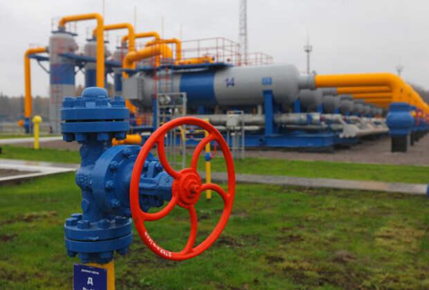 Газпром поставки газа из РФ