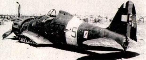 Истребитель Saetta