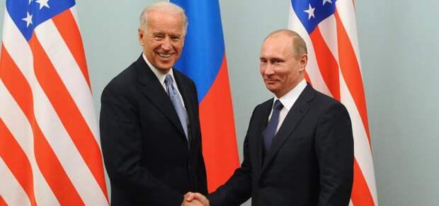 Так почему же почему Путин не поздравляет Байдена?..