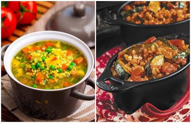 Что приготовить из булгура: 3 блюда для всей семьи