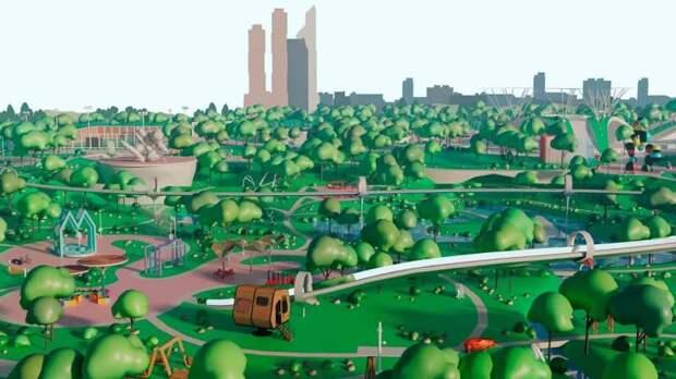 Международная выставка «Город: детали» в 2021 году стала цифровой