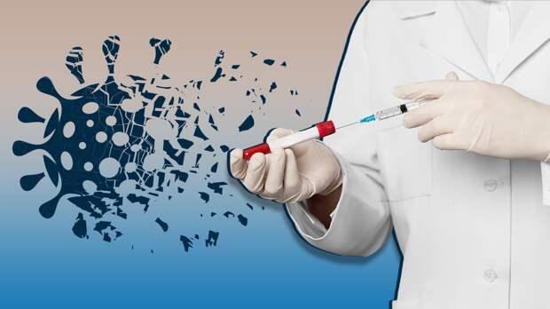Эксперты пояснили, зачем нужна вакцинация пациентам, переболевшим Covid-19