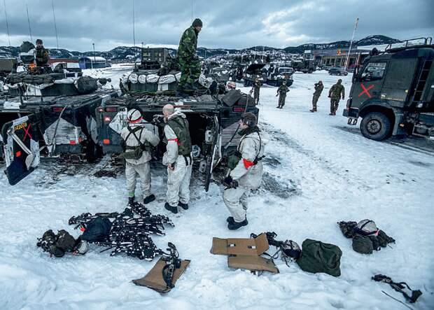 Defense News: США раскрыли тайные военные учения РФ и Китая в Арктике