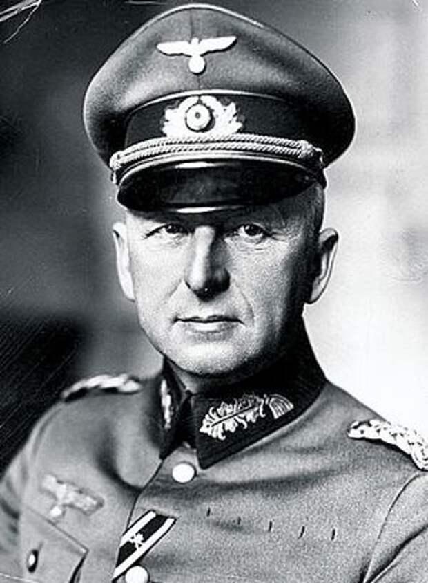 Эрих фон Манштейн. Настоящая фамилия лучшего<br /> полководца Третьего рейха была... Левински